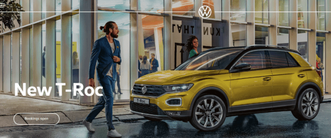 Volkswagen T Roc Launched | Does it compliment your confidence?