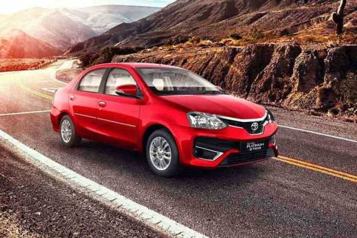 Toyota Plans to discontinue the Etios Range by April 2020