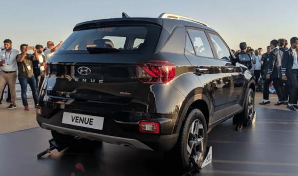 Hyundai Venue Turbocharged