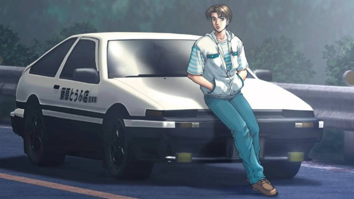 Initial D | Animated Car Shows To Watch