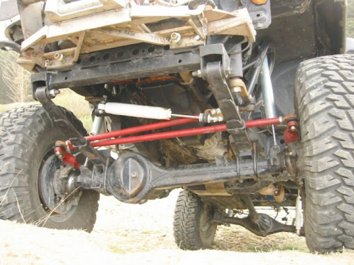 Panhard Rod and Solid Axle