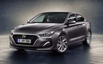 Hyundai i30 spotted testing