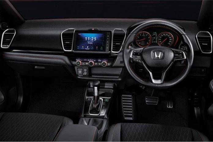 2020 Honda City Infotainment System