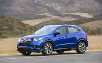 India bound Honda HR-V to be based on all-new Honda Architecture