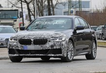 2021 BMW 5-Series leaked!