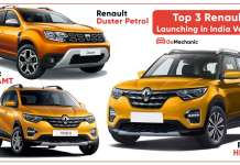 3 Renault cars launching soon in India
