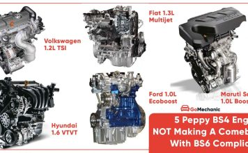 5 BS4 Engines That won't Make A Comeback With BS6 Compliance
