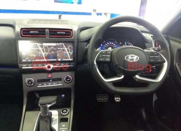 2020 Hyundai Creta Infotainment System