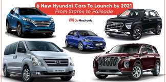New Hyundai Cars To Launch by 2021 | From Starex to Palisade