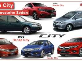 Honda City: A Lookback into India's Favourite Sedan