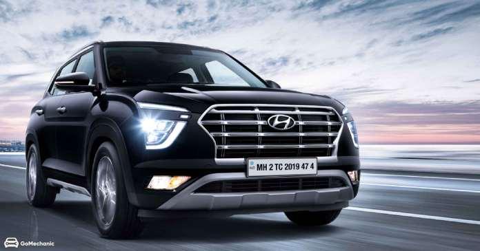 2020 Hyundai Creta Variants