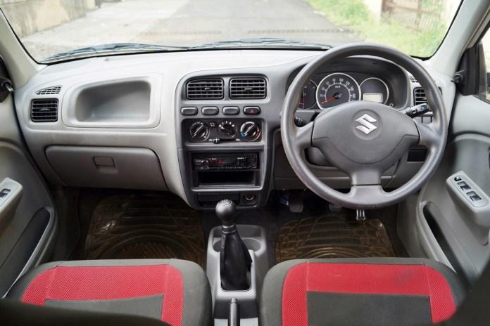 2010 Alto K10 2010 Maruti Suzuki Alto K10 | Interior