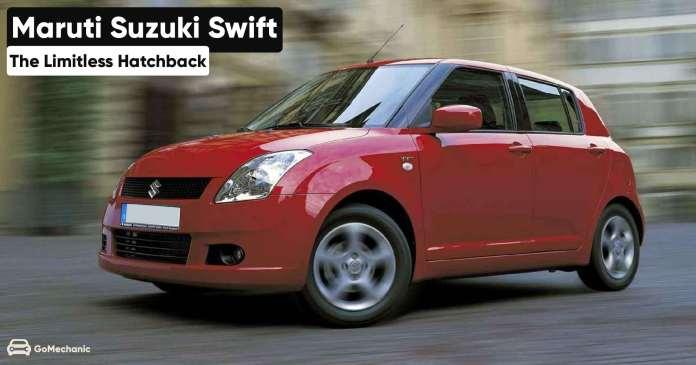 Maruti Suzuki Swift The Limitless Hatchback