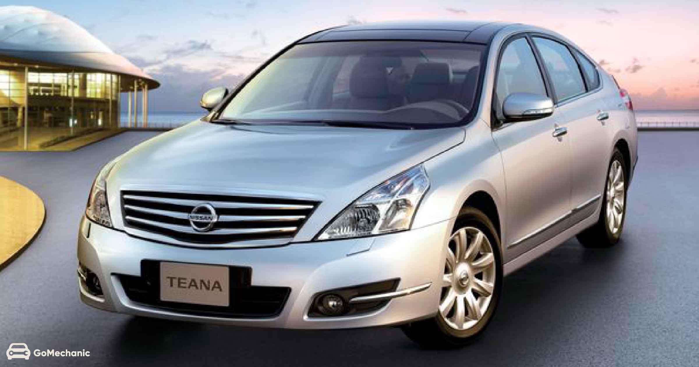 Nissan Teana A V6 Failure In India