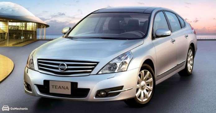 Failed Sedans in India | Nissan Teana