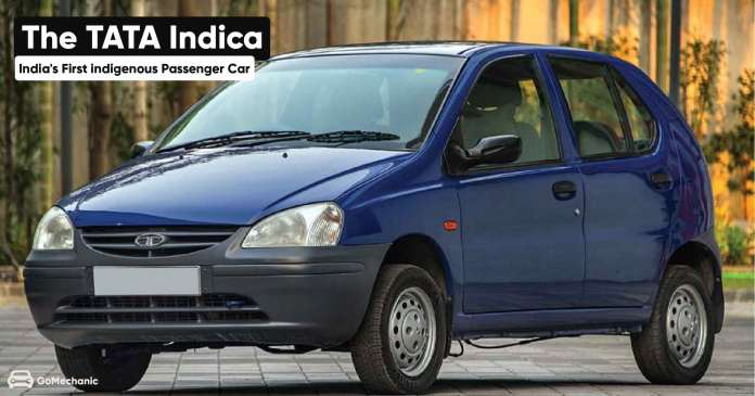 Tata Indica | India's first indigenously developed passenger car