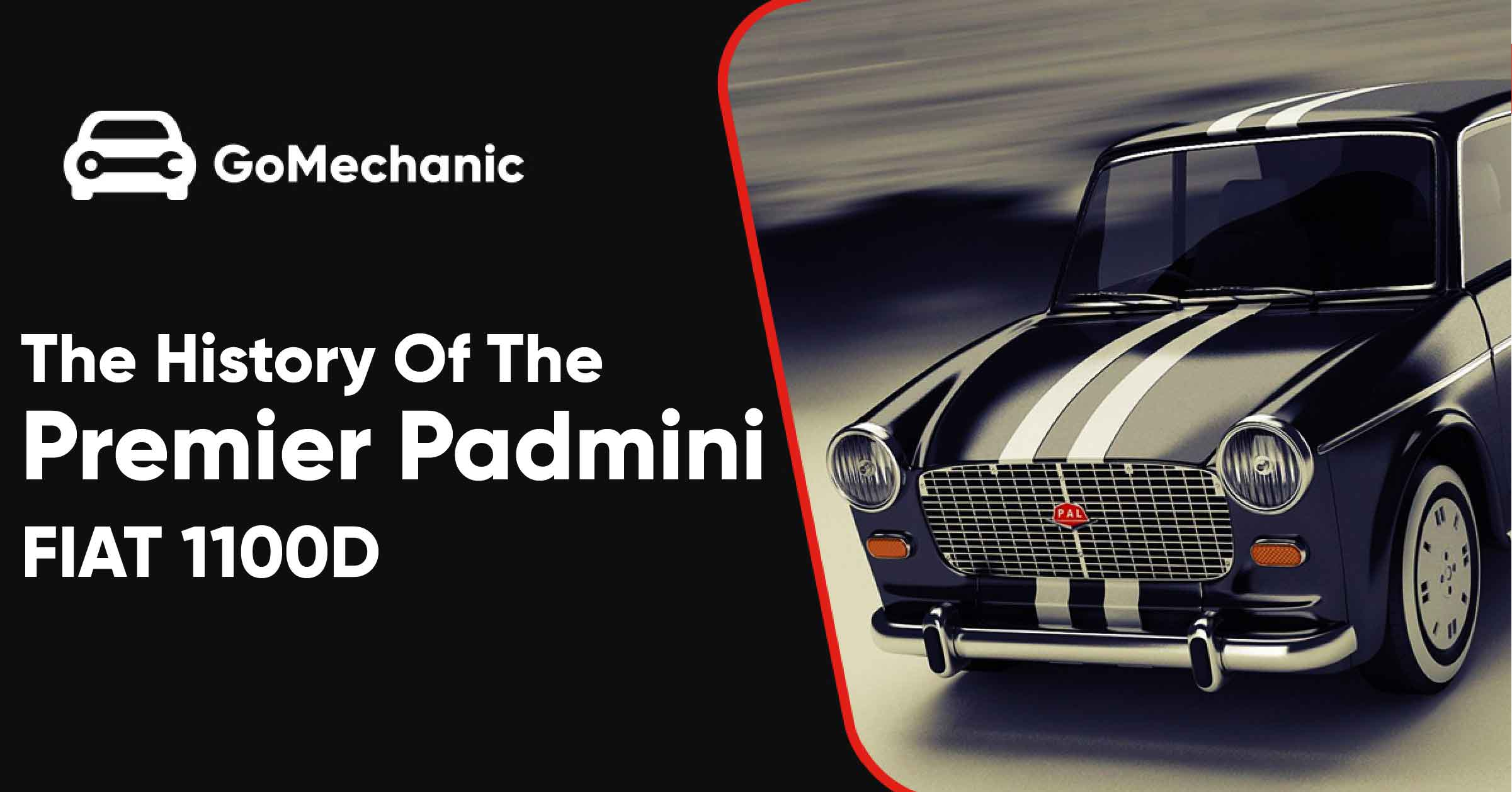 Premier Padmini Fiat 1100d India S Most Loved Family Car
