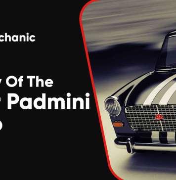 The History Of The Premier Padmini (FIAT 1100D)