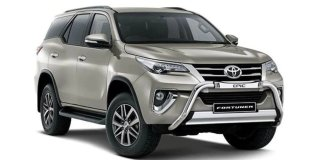 Toyota Fortuner Epic