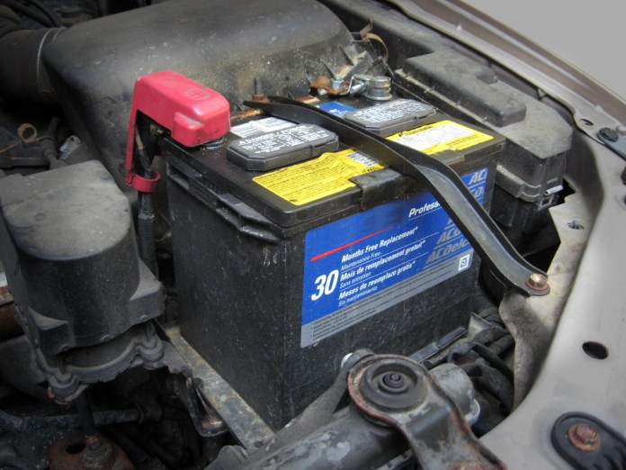 Car Battery | Car Problems in Lockdown