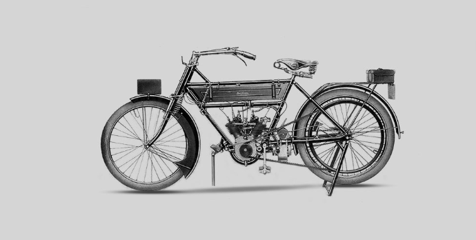 Royal Enfield's first V-Twin Engine