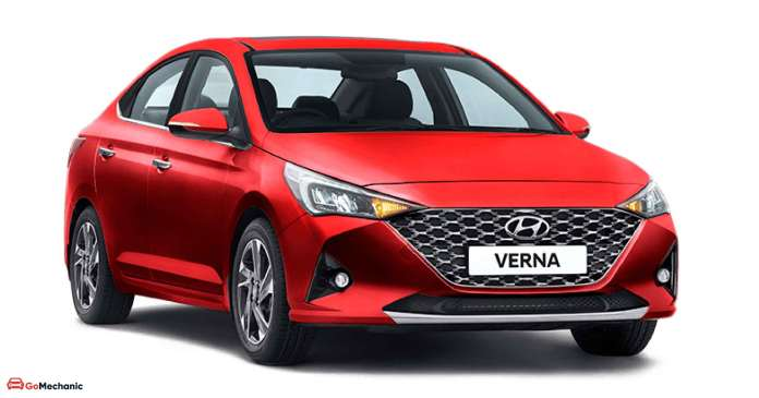 2020 Hyundai Verna Turbo