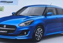 2020 Suzuki Swift Japanese Spec | Image ZigWheels