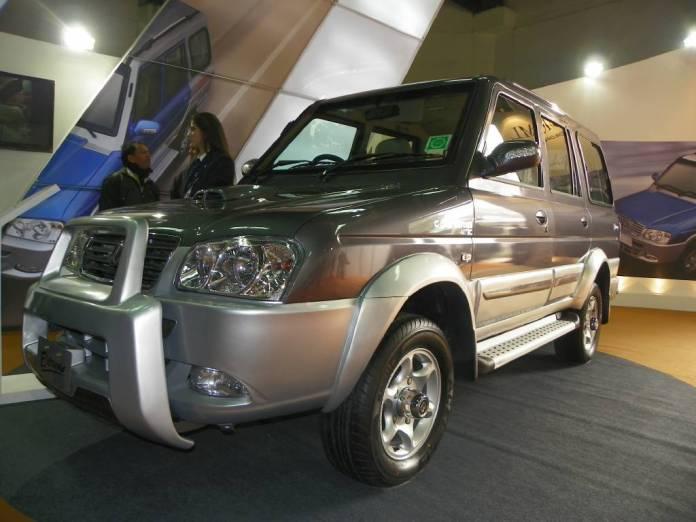 Sonalika Rhino at Auto Expo 2020