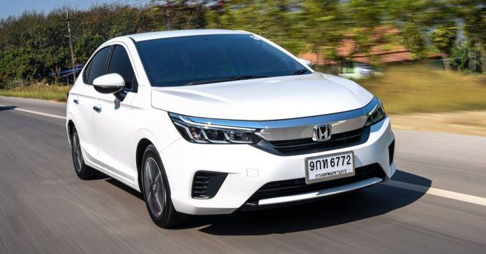 Honda City 2020 Features