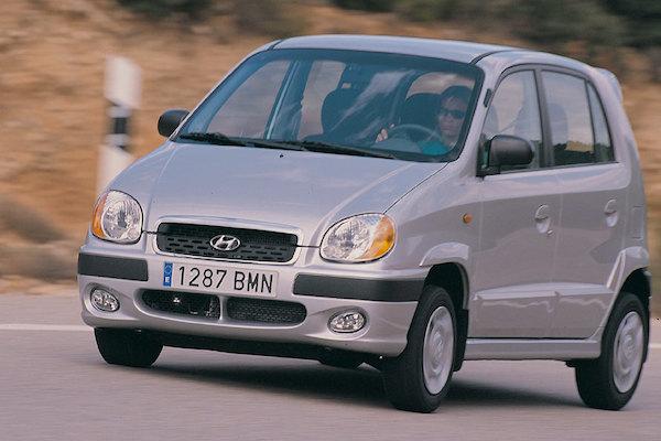 Hyundai Santro | Indian Cars Stereotypes
