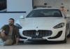 Rohit Shetty Cars | Maserati GT