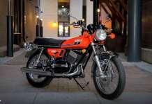 Yamaha RD350 History