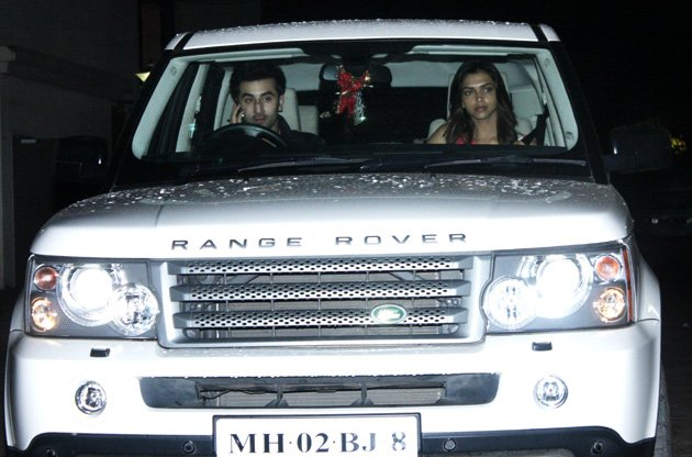 Range Rover Sport | Ranbir Kapoor Cars
