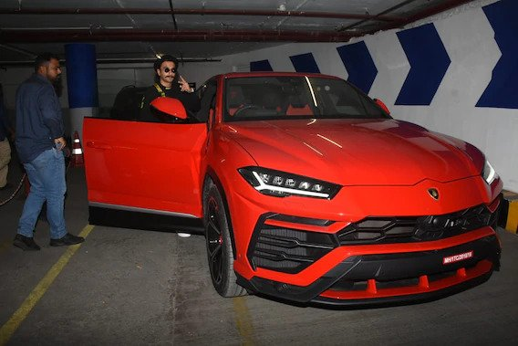 Ranveer Singh Cars : Here's what Gully Boy rides!