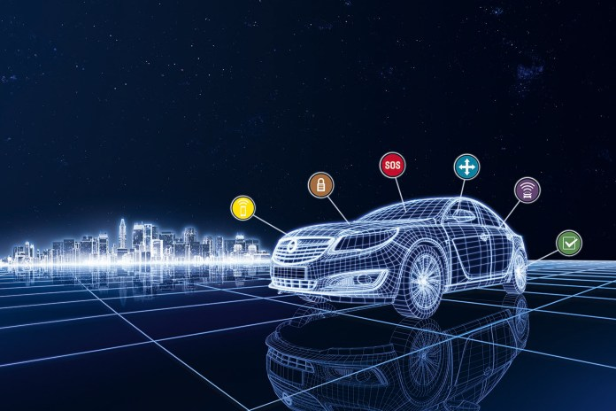 GM's Connected Car Technology