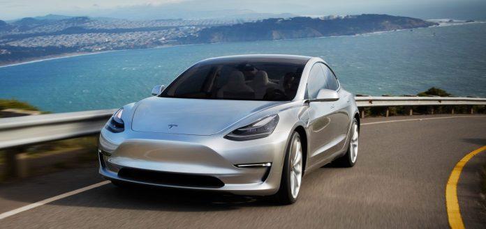 new car brands india | Tesla model 3