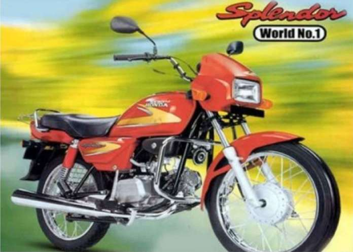 1994 Hero Honda Splendor