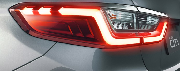 2020 Honda City Rear LED Headlamp