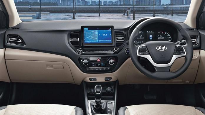 Hyundai Verna's Premium Interiors