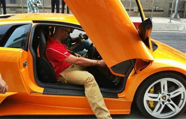 Lamborghini Murcielago | Yuvraj Singh Cars