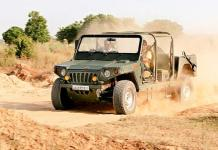Indian Army Vehicles | Mahindra Axe