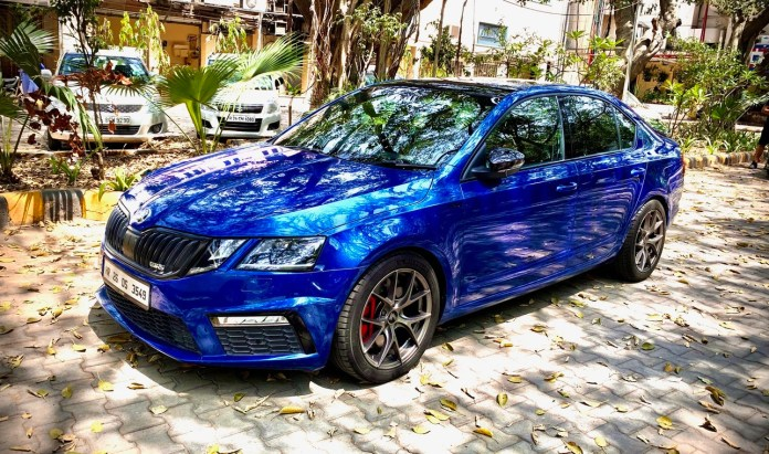 This Stage 2 Tuned Skoda Octavia vRS is Demonic!