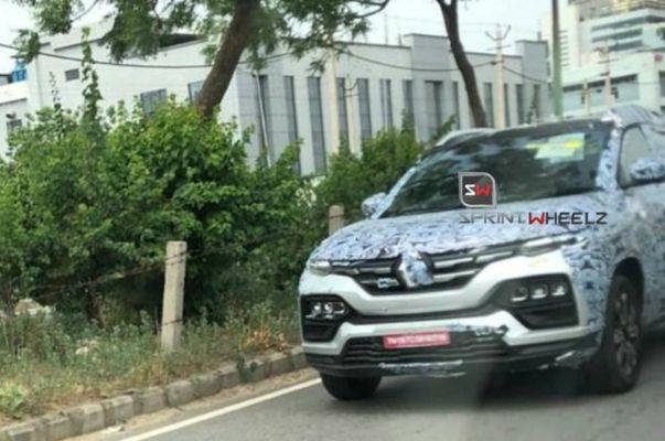 Renault Kiger sub-4 SUV | Source