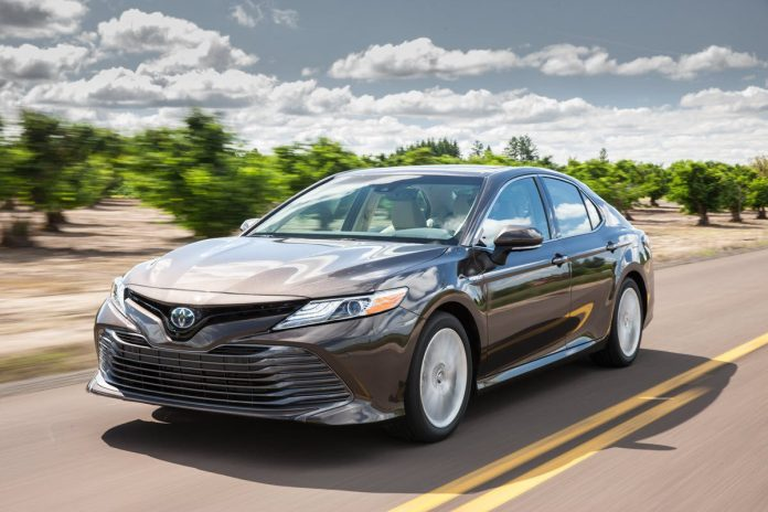 Toyota Camry Hybrid   Toyota Cars are ready for the future