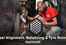 Wheel alignment. wheel balancing and tyre rotation explained
