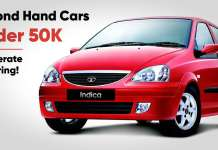 10 best second-hand used cars under 50,000