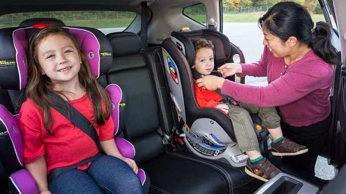 10 ways to make your car childproof