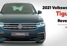 2021 Volkswagen Tiguan and TiguanR Revealed