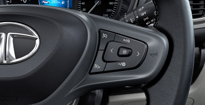 Tata Altroz XT comes with Cruise Control
