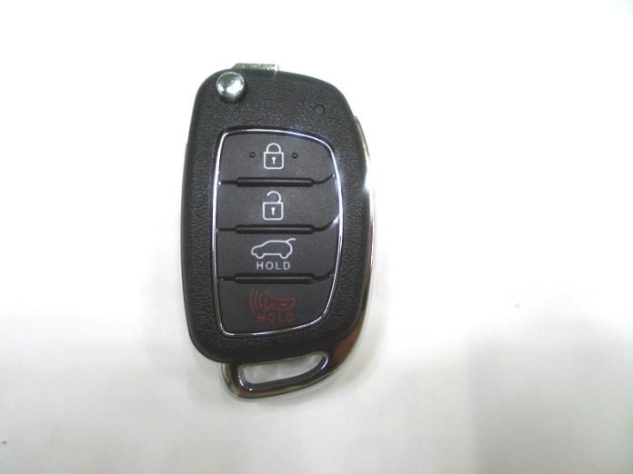 Foldable Key Hyundai i10